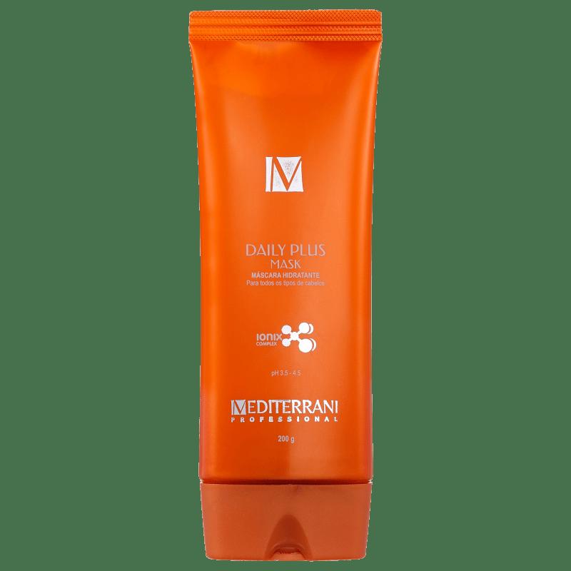 Mediterrani Professional Daily Plus Mask - Máscara Hidratante 200g