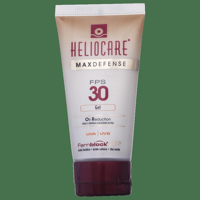 Melora Heliocare Max Defense Oil Reduction FPS 30 - Protetor Solar Facial 50g