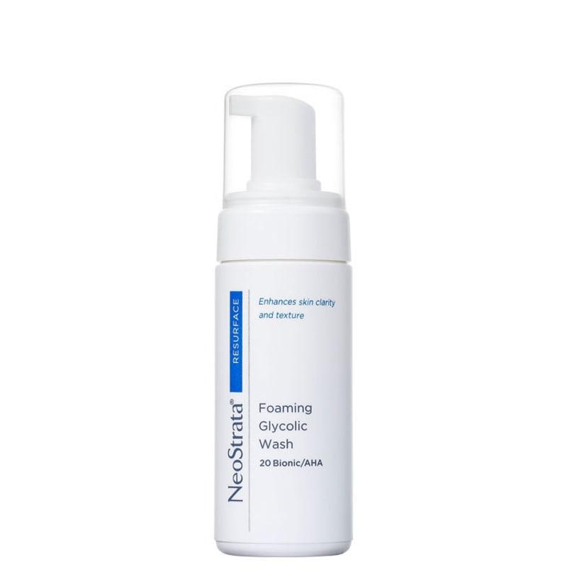 Melora Neostrata Resurface Foaming Glycolic Wash - Espuma de Limpeza Facial 100ml
