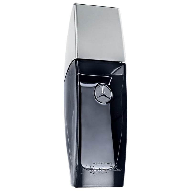 Mercedes-Benz Vip Club Black Leather Eau de Toilette - Perfume Masculino 50ml
