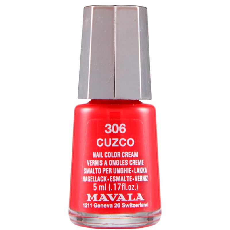 Mavala Mini Colours Cuzco Chilli and Spice - Esmalte Cremoso 5ml