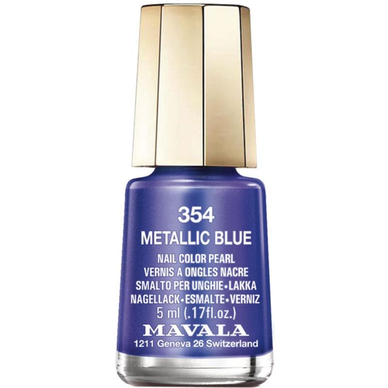 Mavala Mini Colours Metallic Blue - Esmalte Metálico 5ml