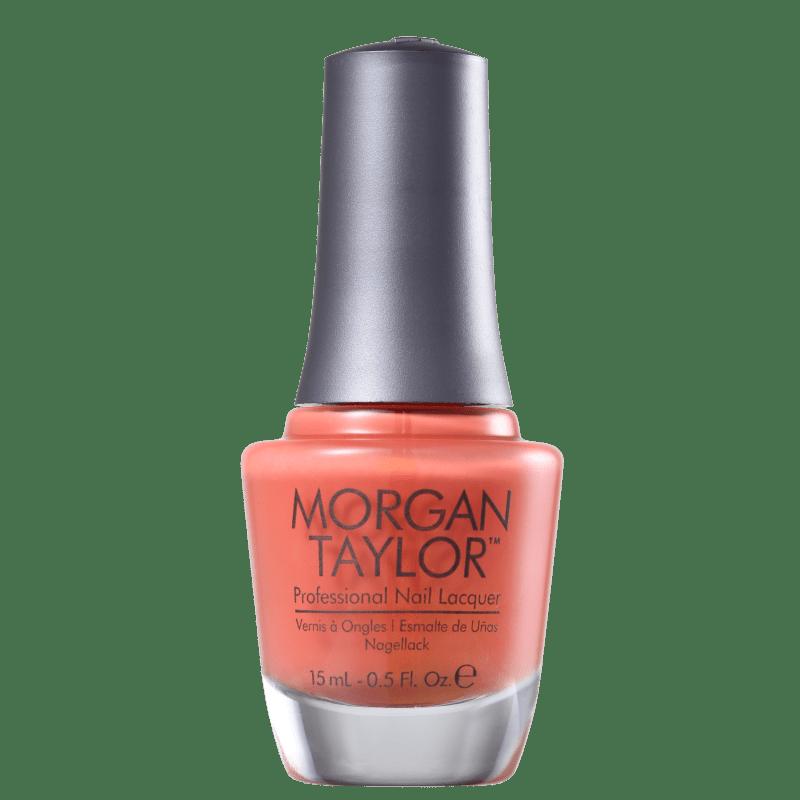 Morgan Taylor Candy Coated Coral 26 - Esmalte Cremoso 15ml
