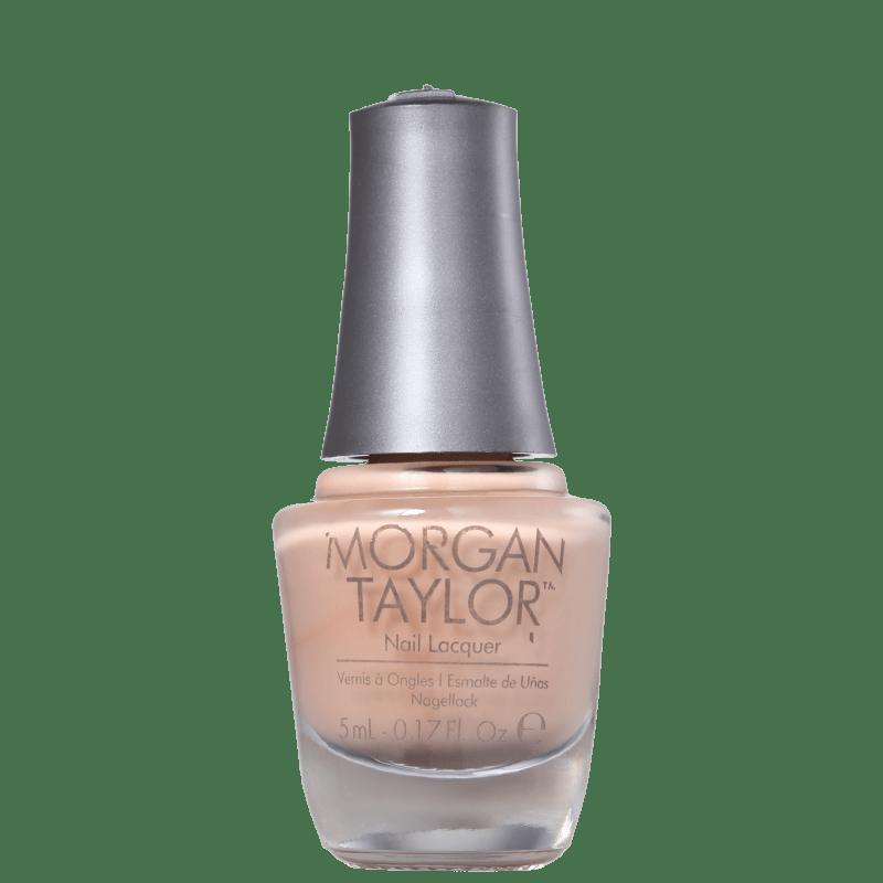 Morgan Taylor Mini Nudist 05 - Esmalte Cremoso 5ml