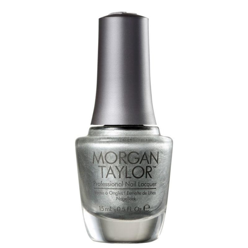 Morgan Taylor Chrome Silver 71 - Esmalte Metálico 15ml