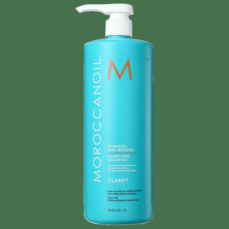 Moroccanoil Clarifying - Shampoo Antirresíduo 1000ml