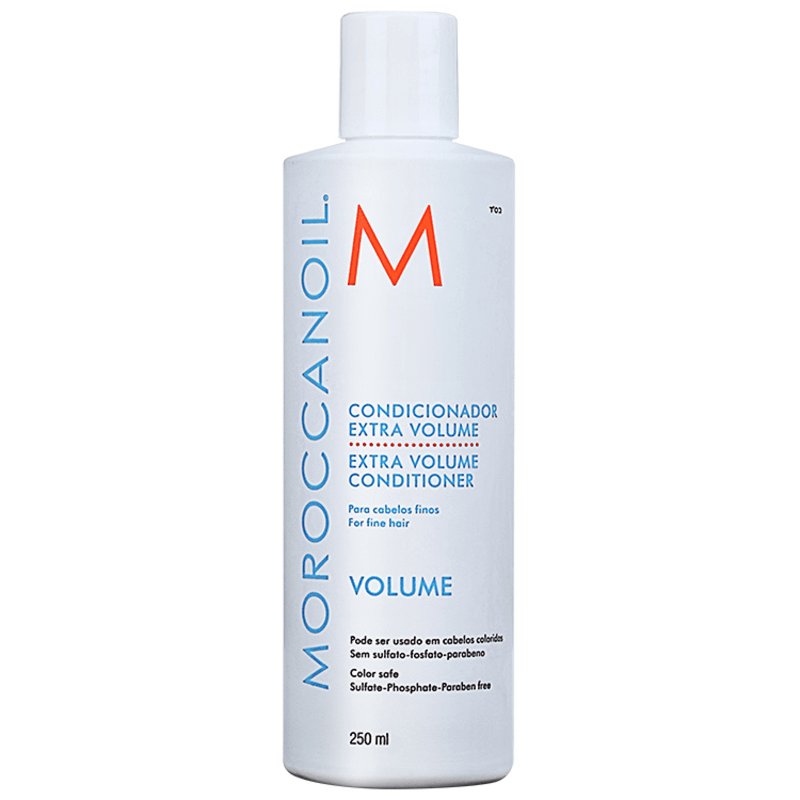 Moroccanoil Extra Volume Conditioner - Condicionador 250ml