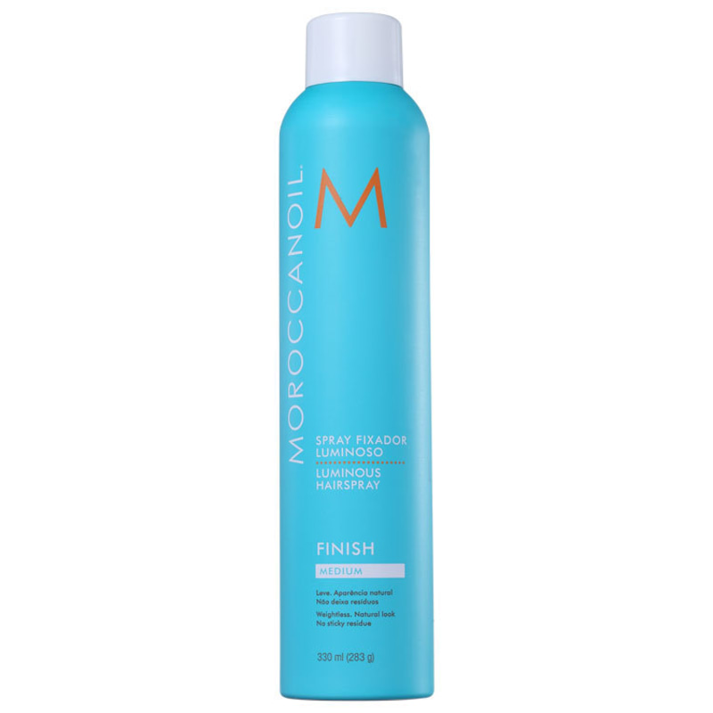 Moroccanoil Finish Luminous Hairspray Medium - Spray 330ml
