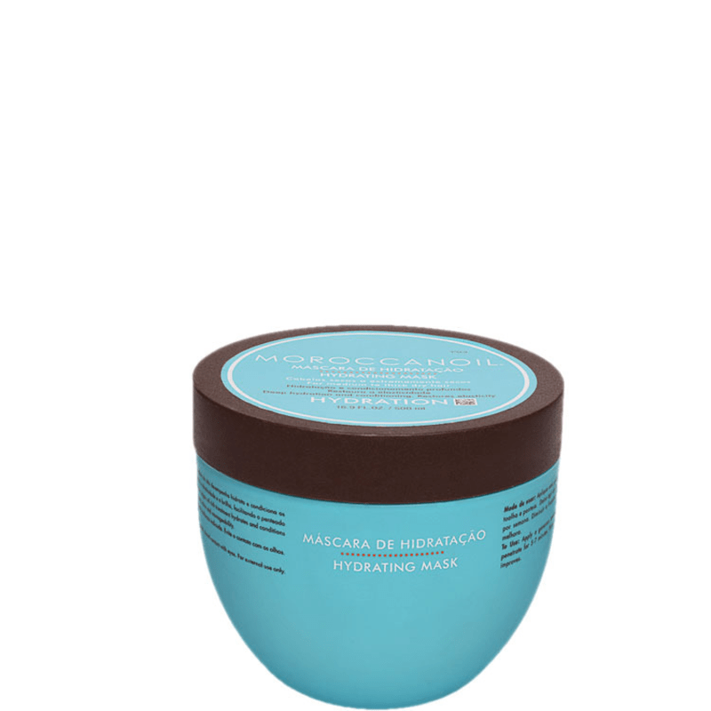 Moroccanoil Hydration Intense Hydrating Mask - Máscara de Tratamento 500ml
