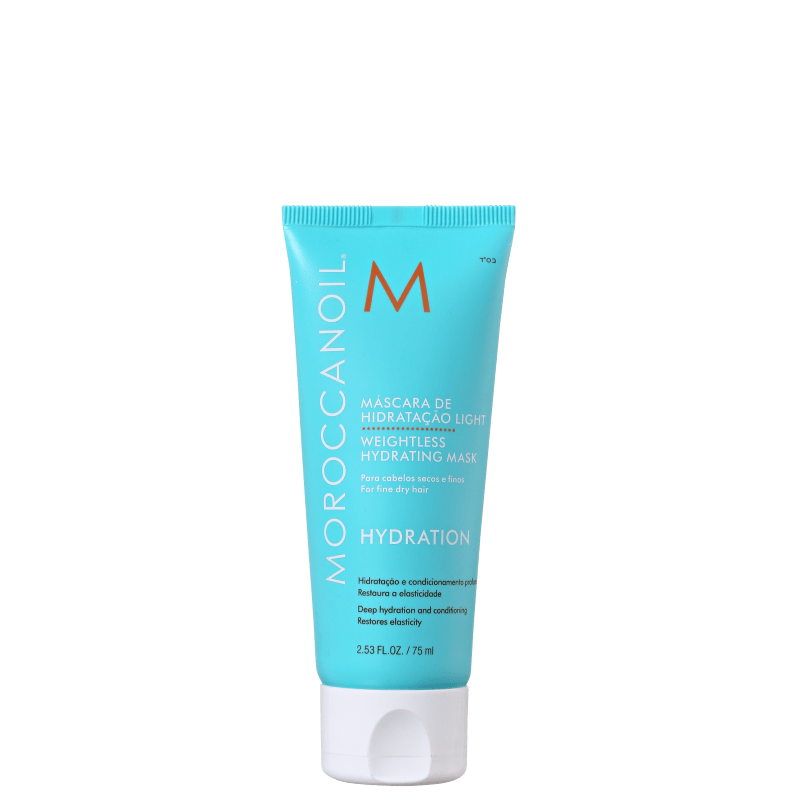 Moroccanoil Light Hydrating Mask - Máscara 75ml