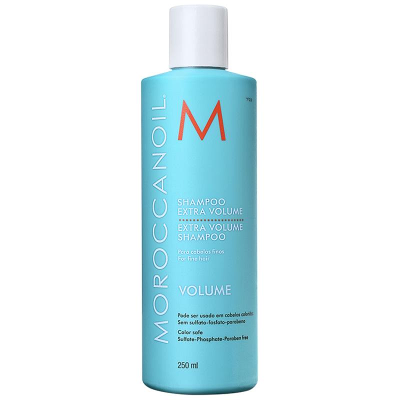 Morocannoil Extra Volume - Shampoo 250ml