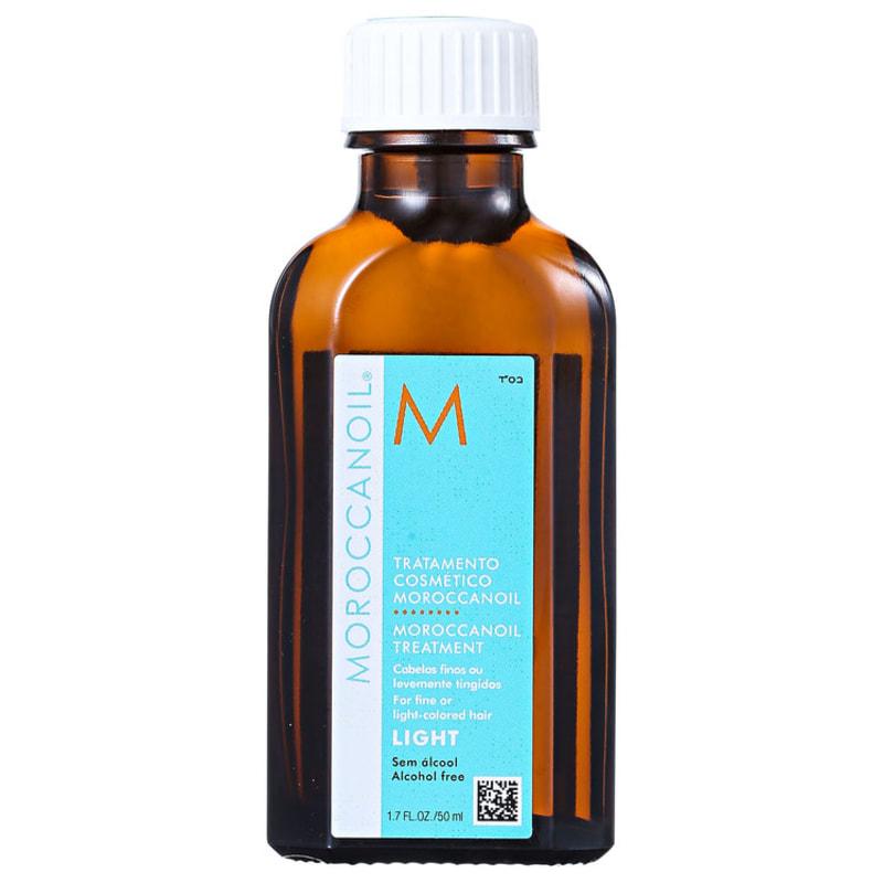 Moroccanoil Treatment Light Oil - Óleo Capilar 50ml