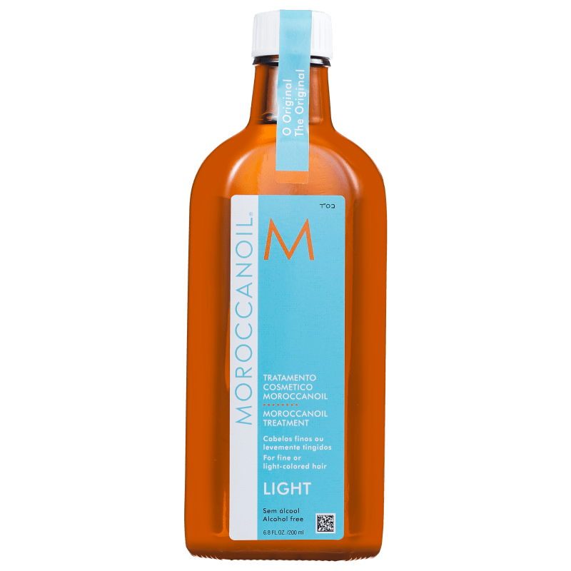 Moroccanoil Treatment Light - Óleo Capilar 200ml