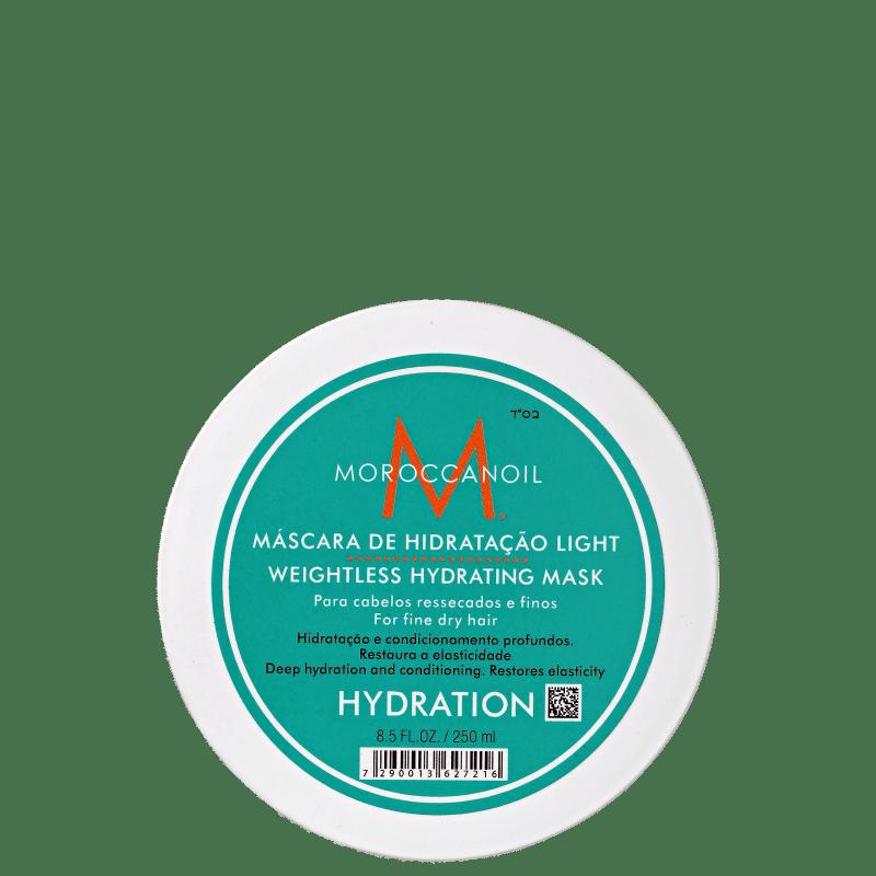 Moroccanoil Weightless Hydrating - Máscara de Hidratação 250ml