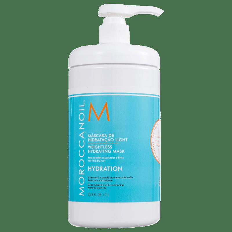 Moroccanoil Hydration Light - Máscara de Hidratação 1000ml