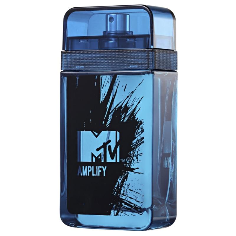 MTV Amplify Eau de Toilette – Perfume Masculino 50ml