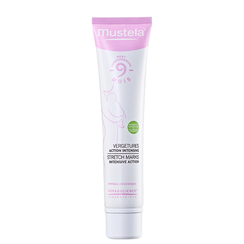 Mustela 9 Mois Vergetures Action Intesive - Creme 75ml