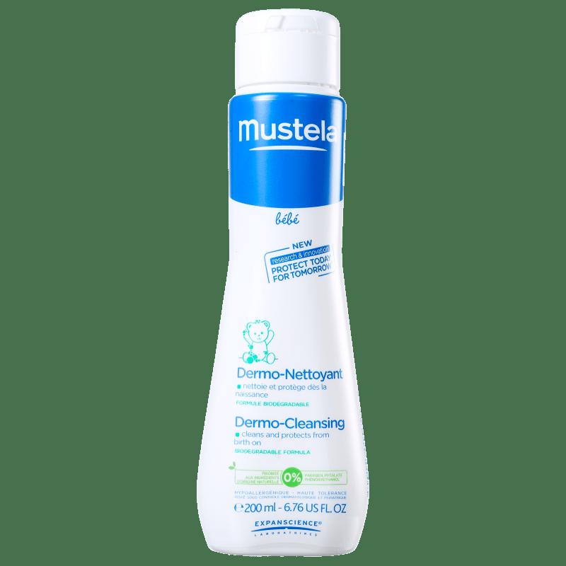 Mustela Bébé Dermo-Nettoyant - Gel de Banho 200ml