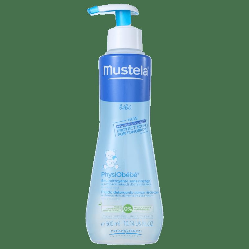 Mustela Bébé PhysiObébé - Água de Limpeza 300ml