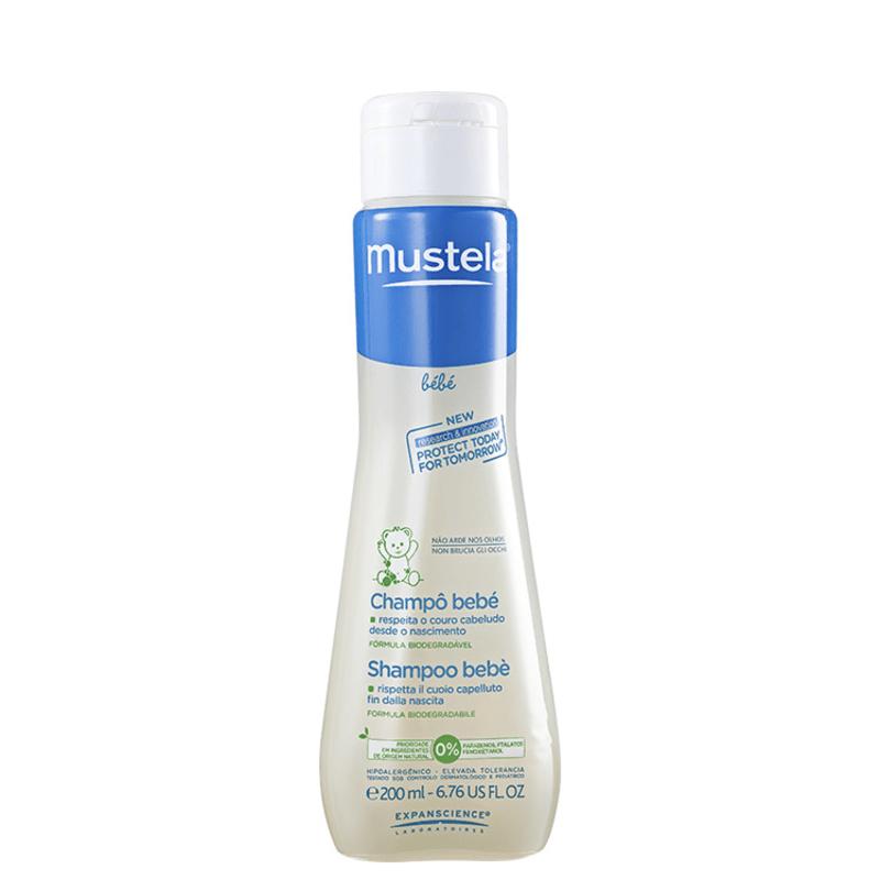 Mustela Bébé Shampooing Bébé - Shampoo 200ml