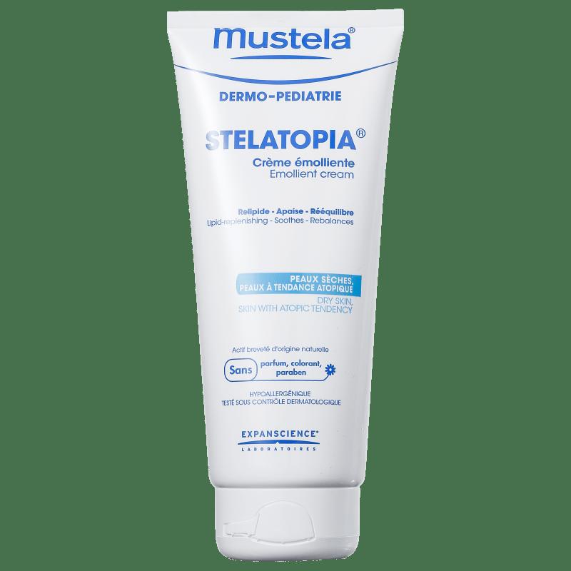 Mustela Dermo-Pédiatrie Stelatopia - Creme Hidratante 200ml