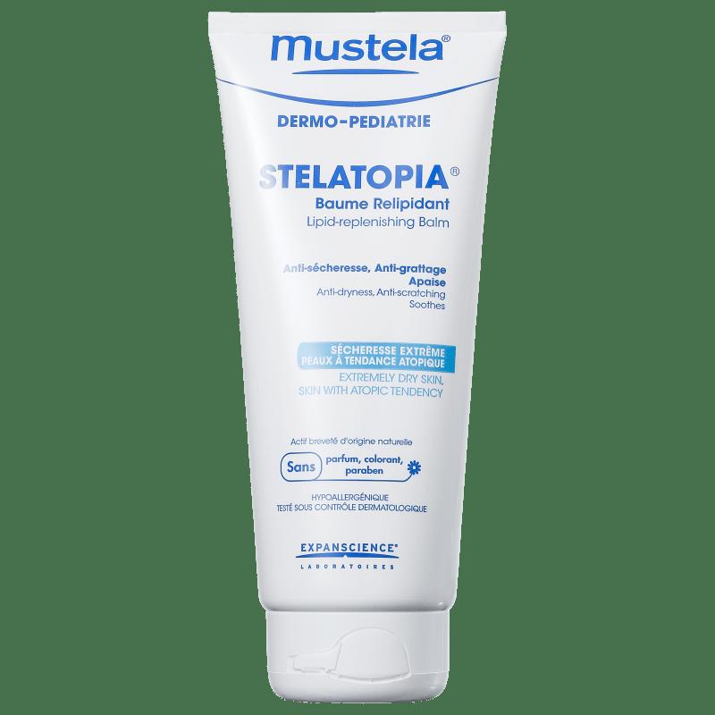 Mustela Stelatopia Baume Relipidant - Creme Hidratante Corporal 200ml