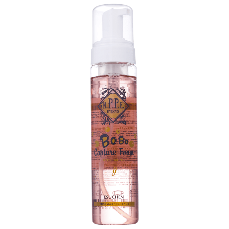 N.P.P.E. Herbal Nº 9 Bo Bo Capture Foam - Mousse 250ml