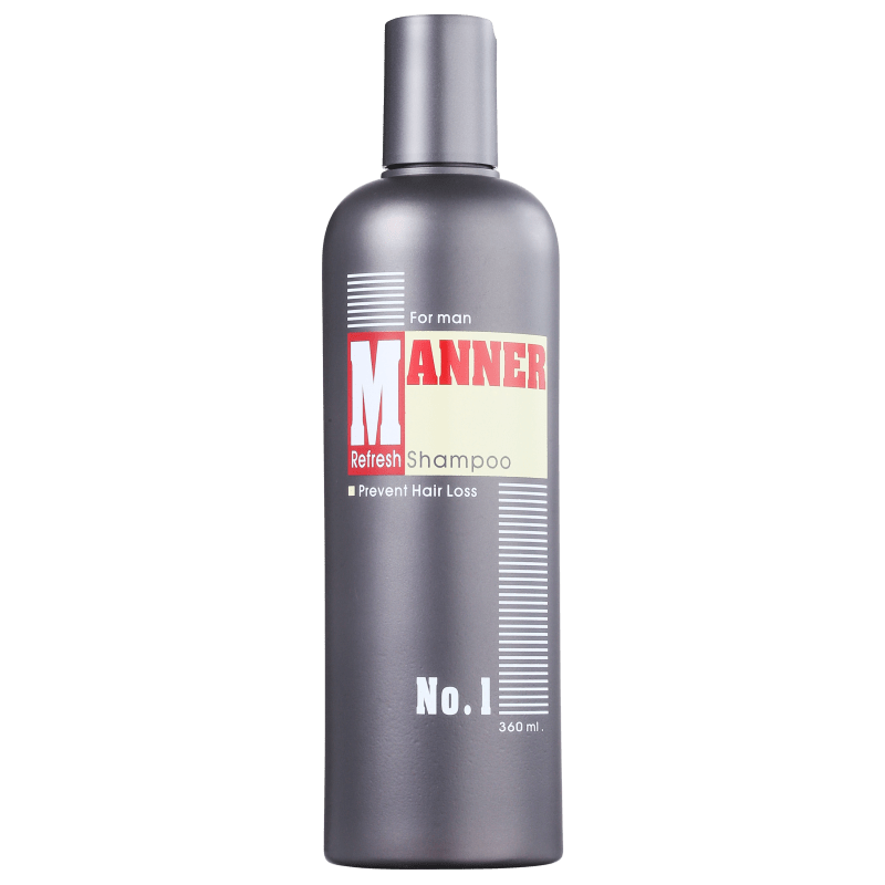 N.P.P.E. Manner Nº1 Refresh - Shampoo 360ml