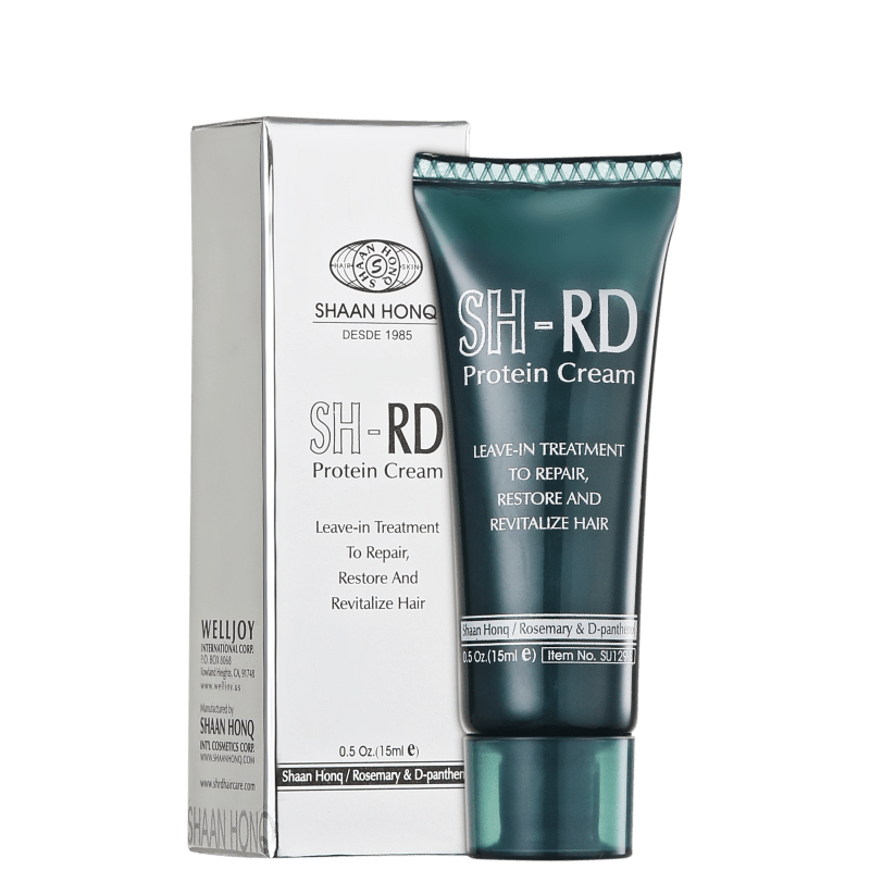 N.P.P.E. SH-RD Nutra-Therapy Protein Cream - Leave-in 15ml