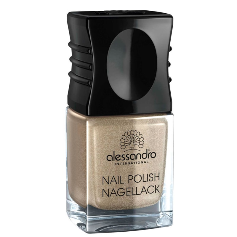Alessandro International Nail Polish Be a Star - Esmalte Glitter 10ml