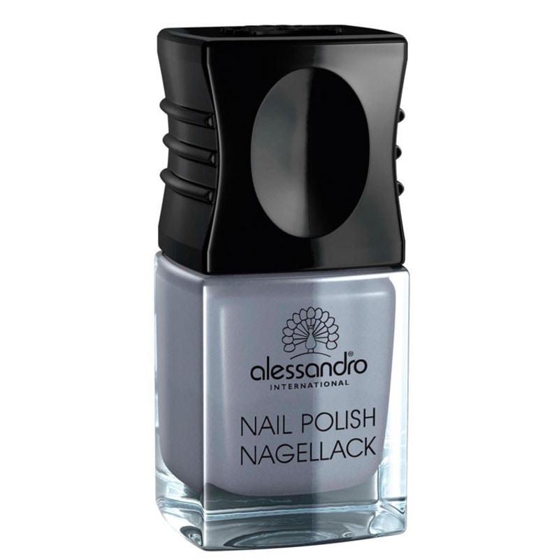 Alessandro International Nail Polish Mirror, Mirror - Esmalte Cremoso 10ml