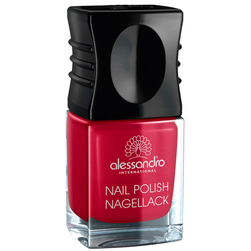 Alessandro International Nail Polish Red Carpet - Esmalte Cremoso 10ml