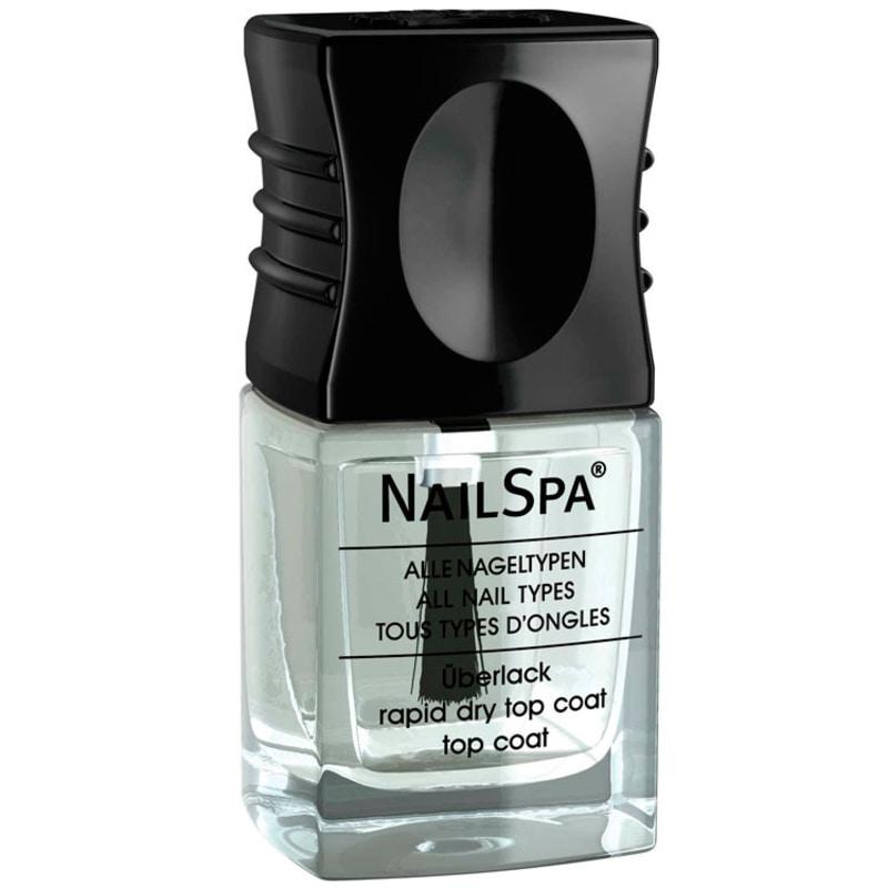 Alessandro International Nail Spa Rapid Dry Top Coat - Secante para Esmalte 10ml