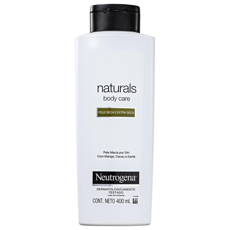 Neutrogena Body Care Naturals - Creme Hidratante Corporal 400ml