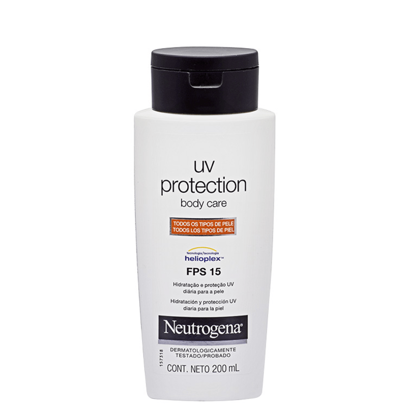 Neutrogena Body Care UV Protection FPS 15 - Creme Hidratante 200ml