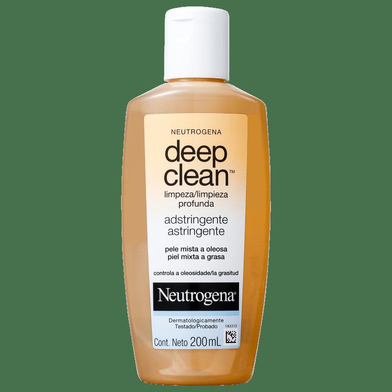 Neutrogena Deep Clean - Adstringente Facial 200ml