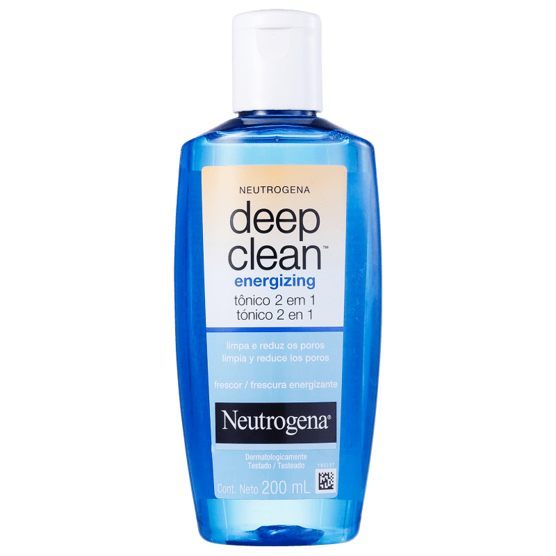 Neutrogena Deep Clean Energizing - Tônico Facial 200ml