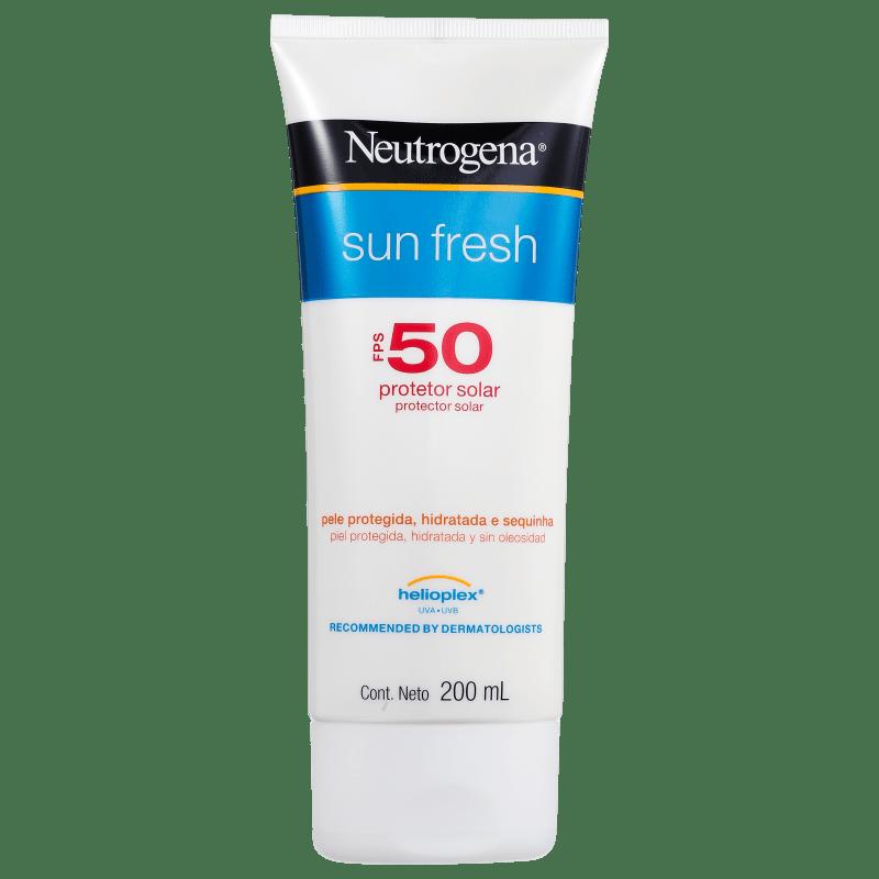 Neutrogena Sun Fresh FPS 50 - Protetor Solar 200ml