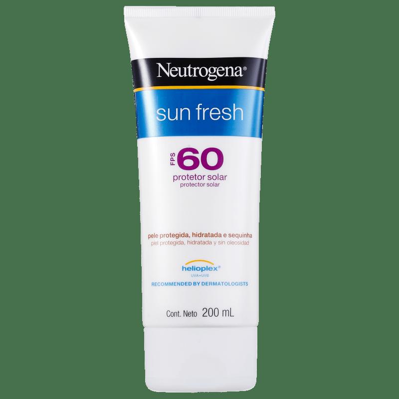 Neutrogena Sun Fresh FPS 60 - Protetor Solar 200ml