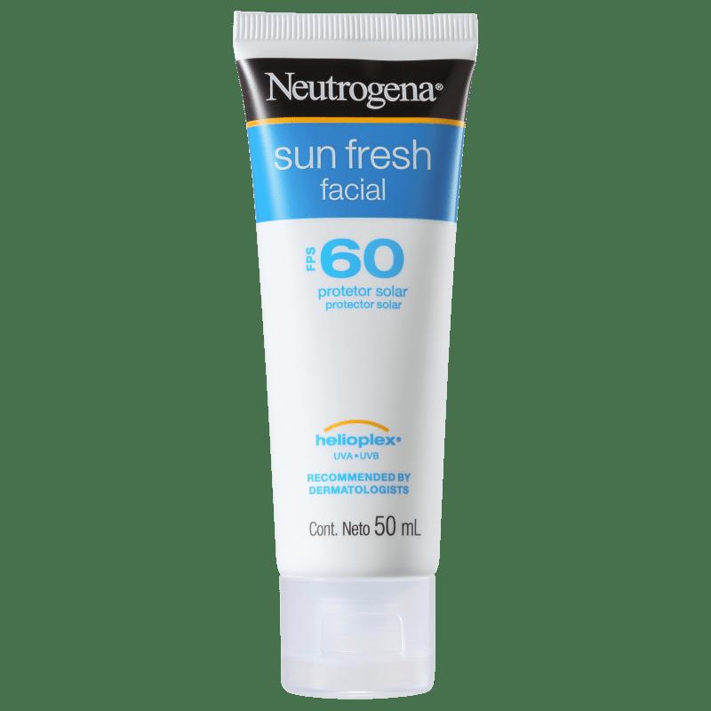 Protetor Solar Facial Sun Fresh FPS 60