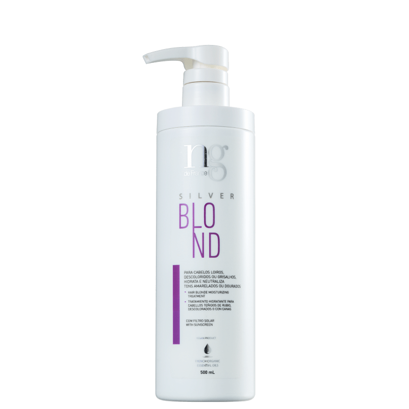 NG de France Emulsão Silver Blond - Matizador 500ml