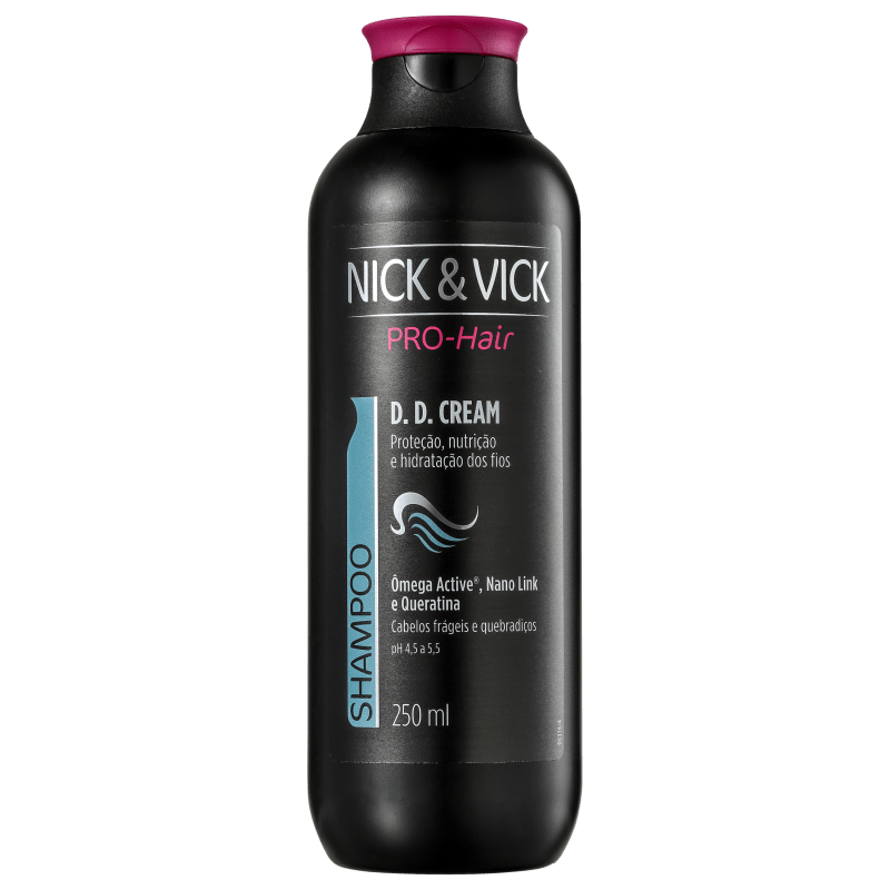 Nick & Vick PRO-Hair D.D. Cream 360º - Shampoo 250ml