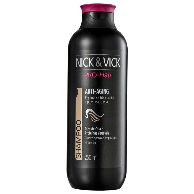 Nick & Vick PRO-Hair Preenchimento Capilar - Shampoo 250ml