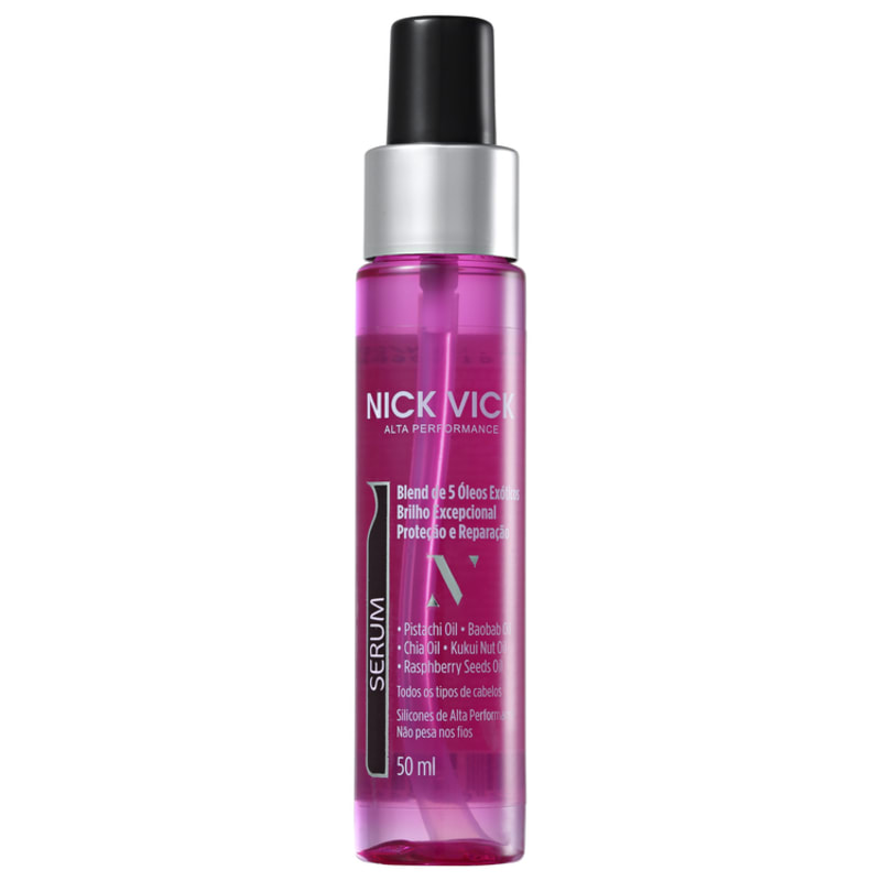 Nick & Vick PRO-Hair - Sérum Capilar 60ml