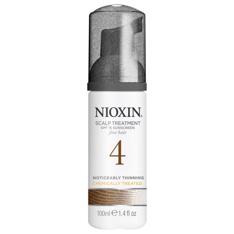 Nioxin System 4 Scalp Treatment - Tratamento Leave-in 100ml