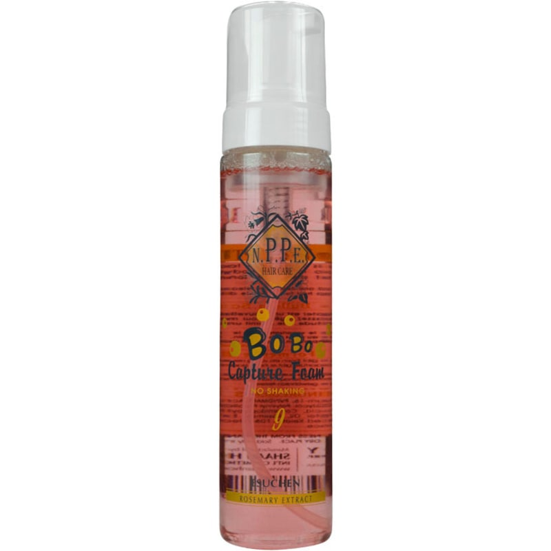 N.P.P.E. Herbal Nº 9 Bo Bo Capture Foam - Mousse 250ml