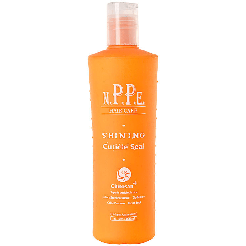 N.P.P.E. Shining Cuticle Seal - Leave-In 300ml