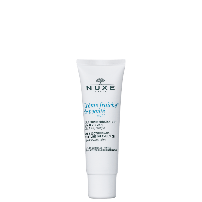Nuxe Crème Fraîche De Beauté - Emulsão Hidratante Facial 50ml