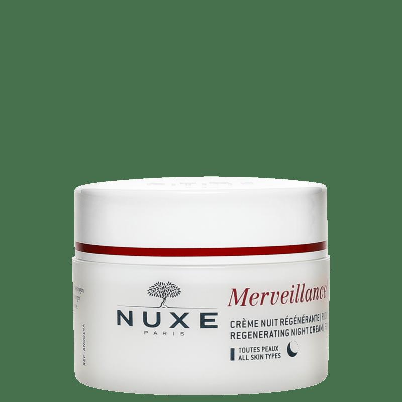 Nuxe Merveillance Expert Nuit Régénérante - Creme Anti-Idade Noturno 50ml