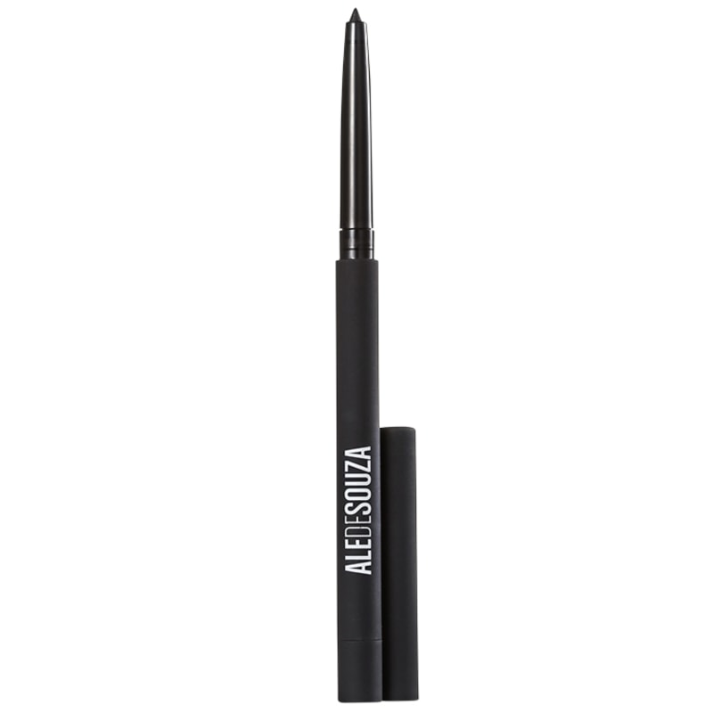 Océane Femme Ale de Souza Eye Pencil Definition Black - Lápis de Olho